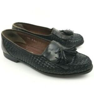 Bragano By Cole Haan Men's Size 10 Black Loafer